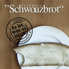 Schwoarzbrot CD Cover