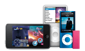 iPod-Familie